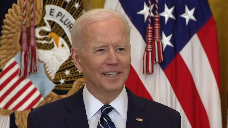 At Biden's first news conference, it wasn't the president who was out of touch